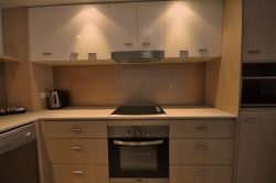 fully furnished and equiped kitchen